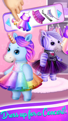 Pony Sisters Pop Music Band - Play, Sing & Design screenshots 3