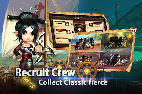 Mod Game Captain Legend for Android