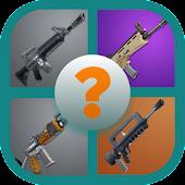 Battle Royal Weapon Quiz Mod