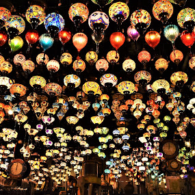 Lampades by Rahul Trivedi - Buildings & Architecture Other Interior ( lights, lamps, lampades, colours,  )