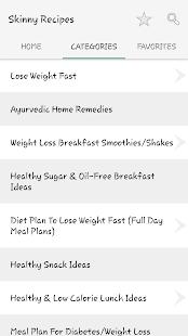 Skinny Recipes - náhled