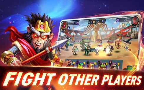 Battle Arena: Heroes Adventure – Online RPG 9
