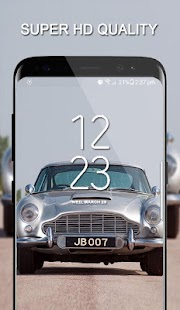 Classic Cars Wallpaper Custom Maker Poster - náhled