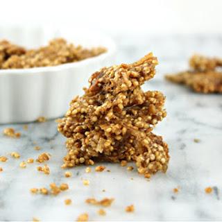 Peanut Butter Quinoa Crunch
