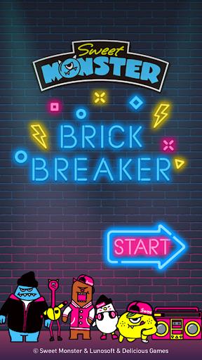 Brick Breaker: Sweet Monster 0.26 screenshots 2