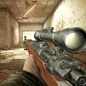 Call of Critical World War Sniper Strike Duty Game icon