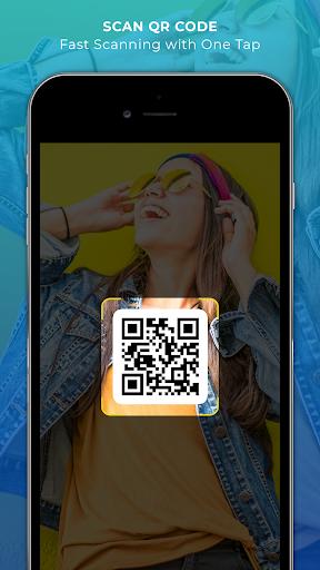 QR Code & Barcode Scanner screenshot 1