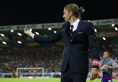 Frutos s'explique sur la mauvaise prestation d'Anderlecht