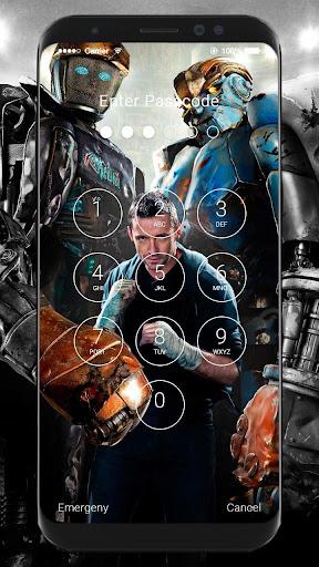 Real Steel Wallpapers Hd Lock Screen Apk Download Apkpureco