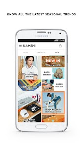 Namshi Online Fashion Shopping screenshot 7
