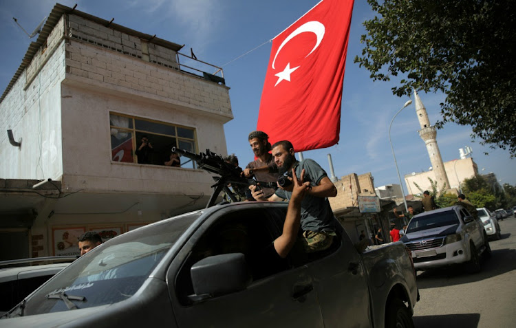 Turkey's fight is against the terrorists, not against the Kurds'