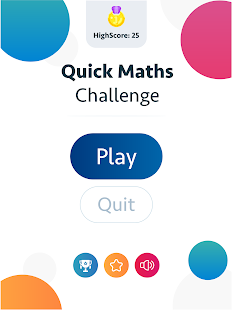 Download Quick Maths Challenge For PC Windows and Mac apk screenshot 5