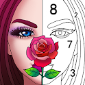 Art Coloring - Coloring Book & Color By Number icon