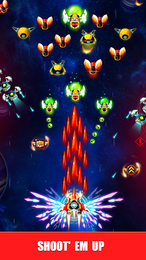 Galaxy Shooter - Space Attack 2.9 screenshots 1