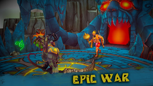 Hanuman VS Ravana Sena Fighting War : Indian Games 1.8 screenshots 1