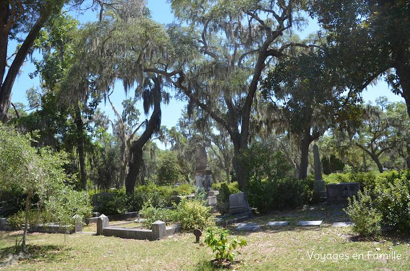 cimetière bonaventure savannah