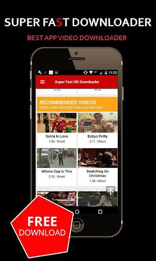 HD Fast Video Downloader 1.0.1 screenshots 1