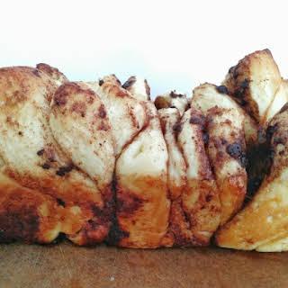 Cinnamon Pull-apart Bread (vegan).