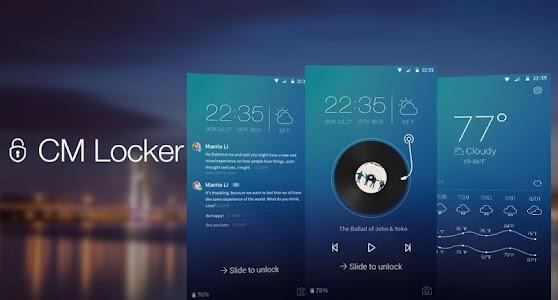 CM Locker (Lock Screen) v2.2.5