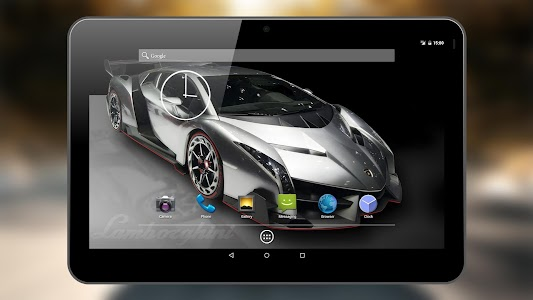 Car Wallpapers Lamborghini screenshot 6