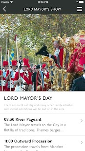 The Lord Mayor's Show 2016- screenshot thumbnail