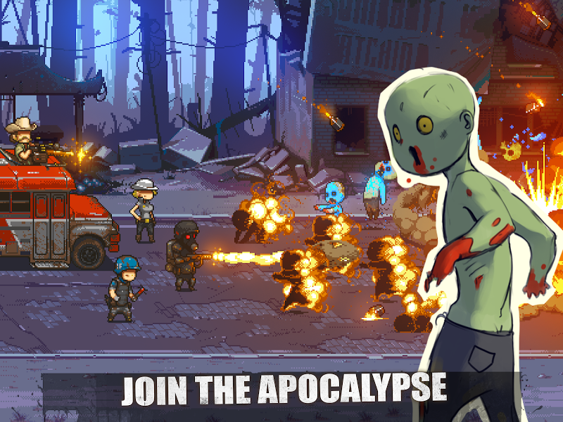 Dead Ahead: Zombie Warfare Screenshot 8