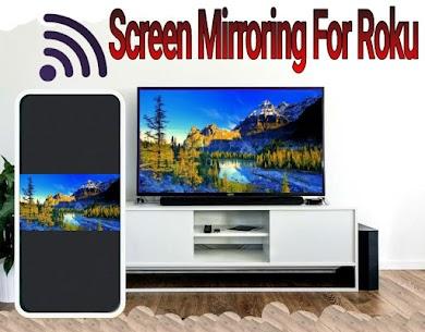 Screen Mirroring Pro For Roku 7