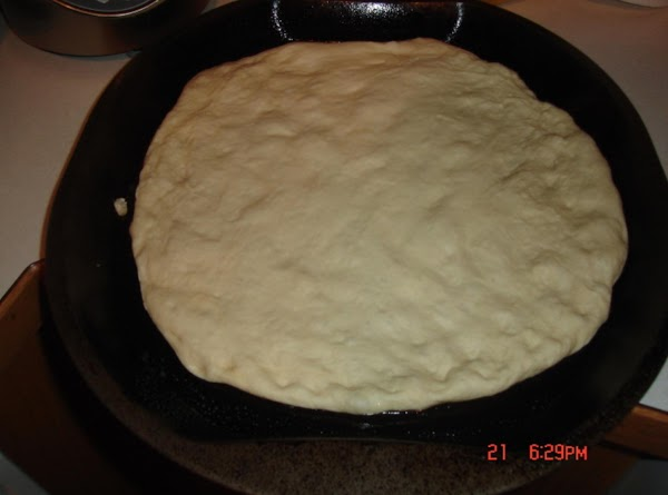 Preheat oven to 400°. Remove dough from pan after rise cycle  or it...