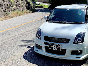 スイフトスポーツ ZC31S  I型 NX16仕様  2008年式のカスタム事例画像 峠のスイフト (ひろきち)さんの2021年07月20日06:23の投稿
