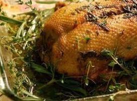Christmas Duck Recipe