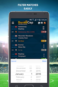 BankoCep - Betting Tips screenshot 1