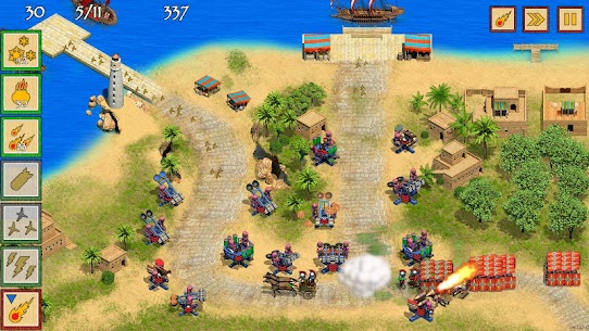 Defense of Egypt TD Premium MOD APK [Unlimited Money] 8