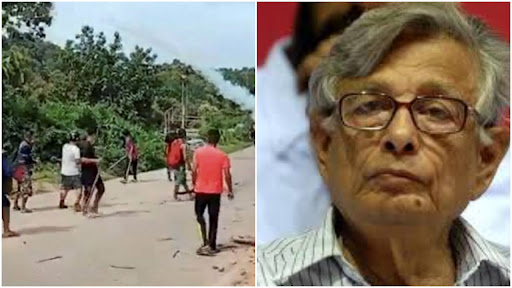 'Historian' Irfan Habib gets a lesson in history amid violent clashes over Assam-Mizoram border dispute: Here is what happened