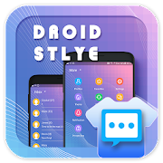Droid style for Handcent Next SMS