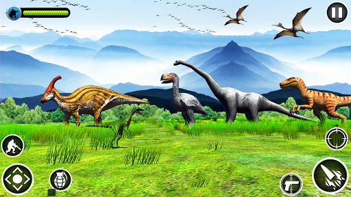 Dinosaurs Hunter modavailable screenshots 4