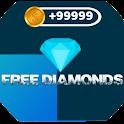 Diamantes gratis Free Fire2021 icon