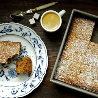 Rustic French Honey Cake.