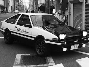 スプリンタートレノ AE86 AE86 GT-APEX 58年式のカスタム事例画像 lemoned_ae86さんの2020年03月25日01:39の投稿