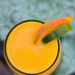 Mango Rum Colada Recipe
