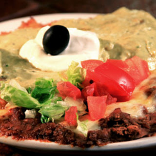 Wet Prawn Burrito.