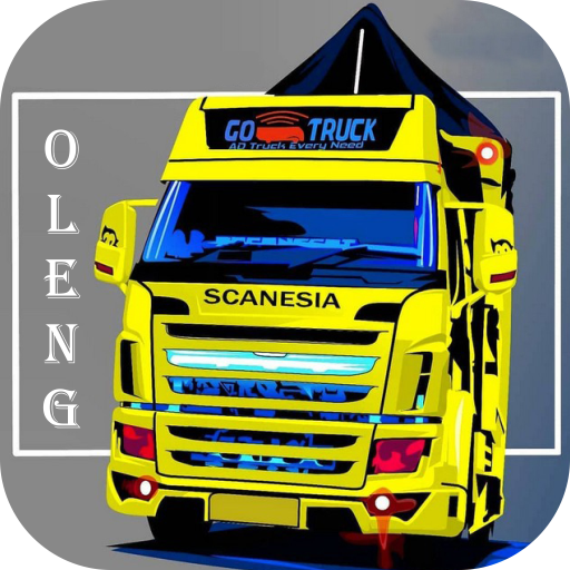 Truck Mbois Oleng – Aplikace na Google Play