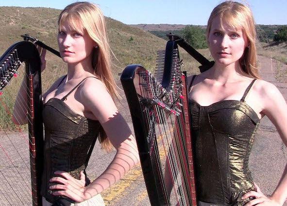 Harp extravaganza in Montgomery