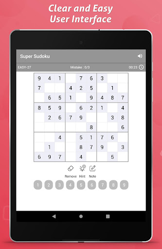 Sudoku - Free Sudoku Puzzles screenshots 10