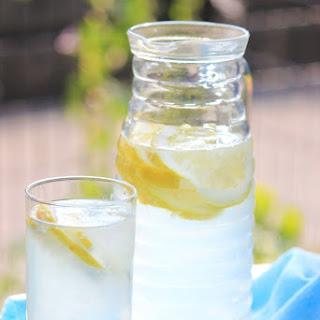 Sugar-free Lemonade.