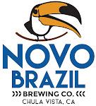 Logo for NOVO Brazil Brewing CO.