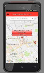 Safari Minicab- screenshot thumbnail