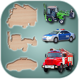 Puzzle Game Cars for Toddlers
