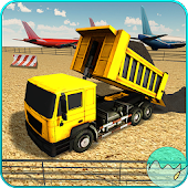 Airport Road Builder Construction Simulator