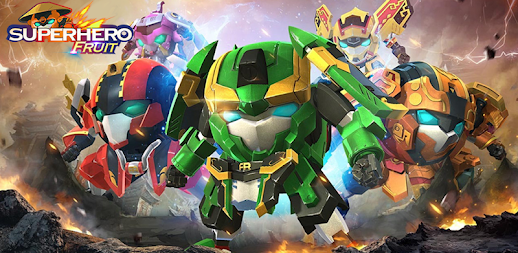 Superhero Fruit Premium: Robot Wars Future Battles APK