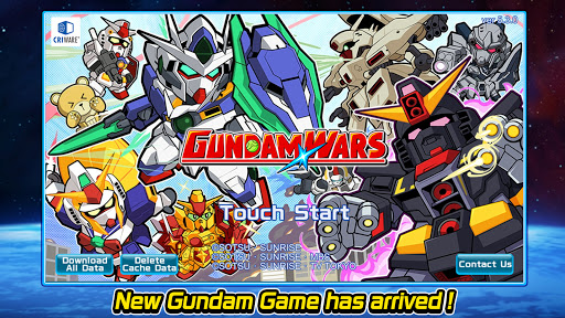 Télécharger LINE: GUNDAM WARS apk mod screenshots 1